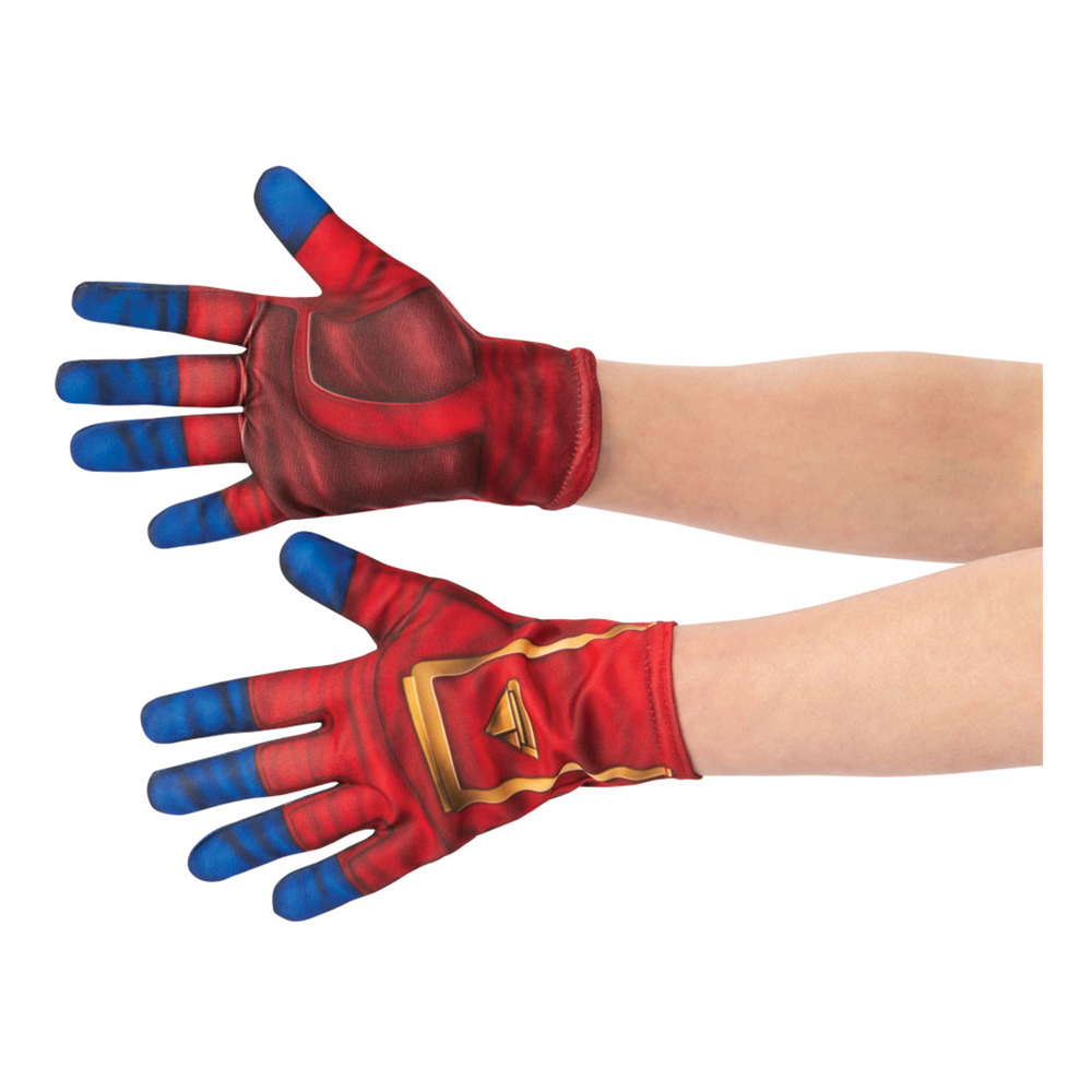 Captain Marvel Barn Handskar - One size