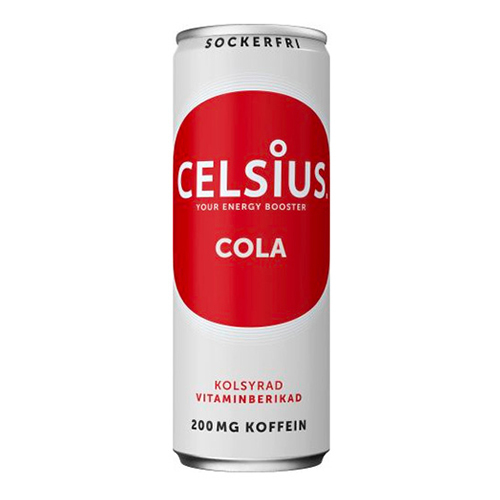 Celsius Cola - 1-pack