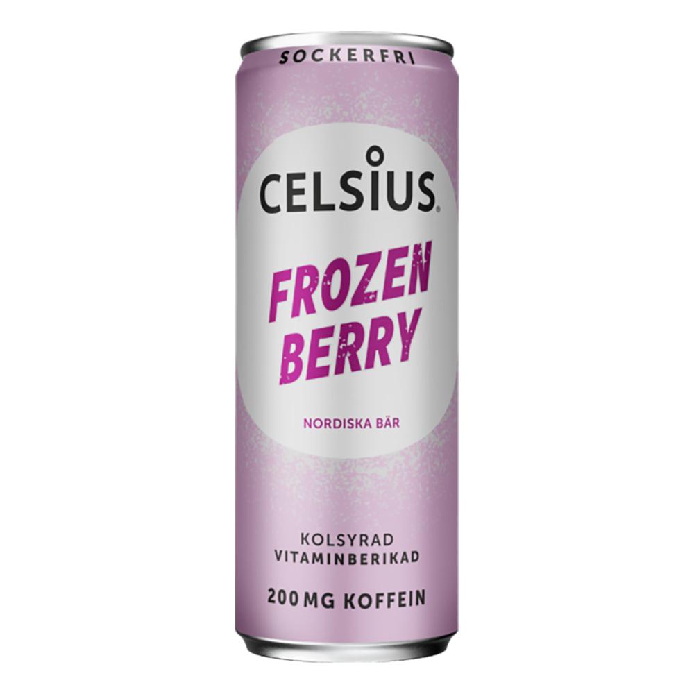 Celsius Frozen Berry - 24-pack