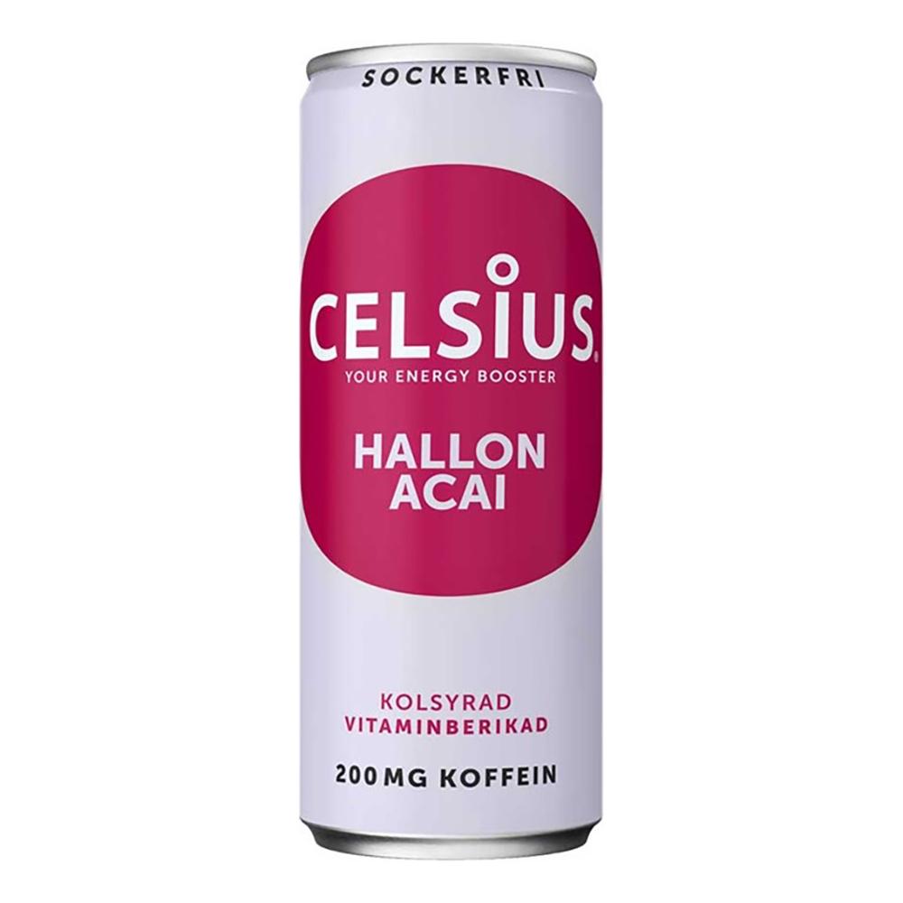 Celsius Hallon/Acai - 24-pack