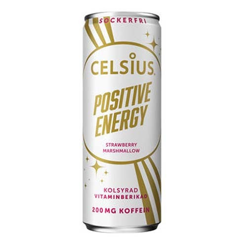 Celsius Positive Energy - 24-pack