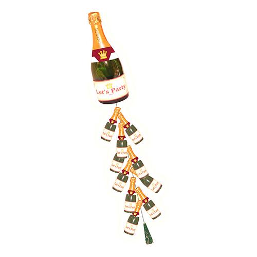 Champagneflaskor med Fjärrkontroll