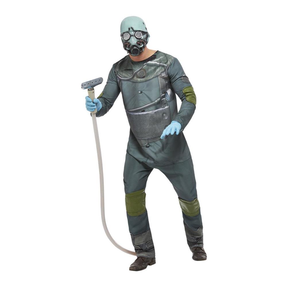 Chernobyl Maskeraddräkt - Medium