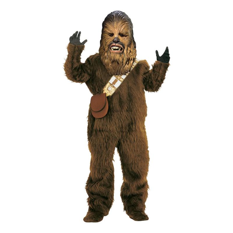 Chewbacca Barn Maskeraddräkt - Small