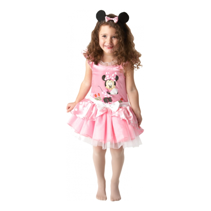 Mimmi Pigg Ballerina Barn Maskeraddräkt - Small