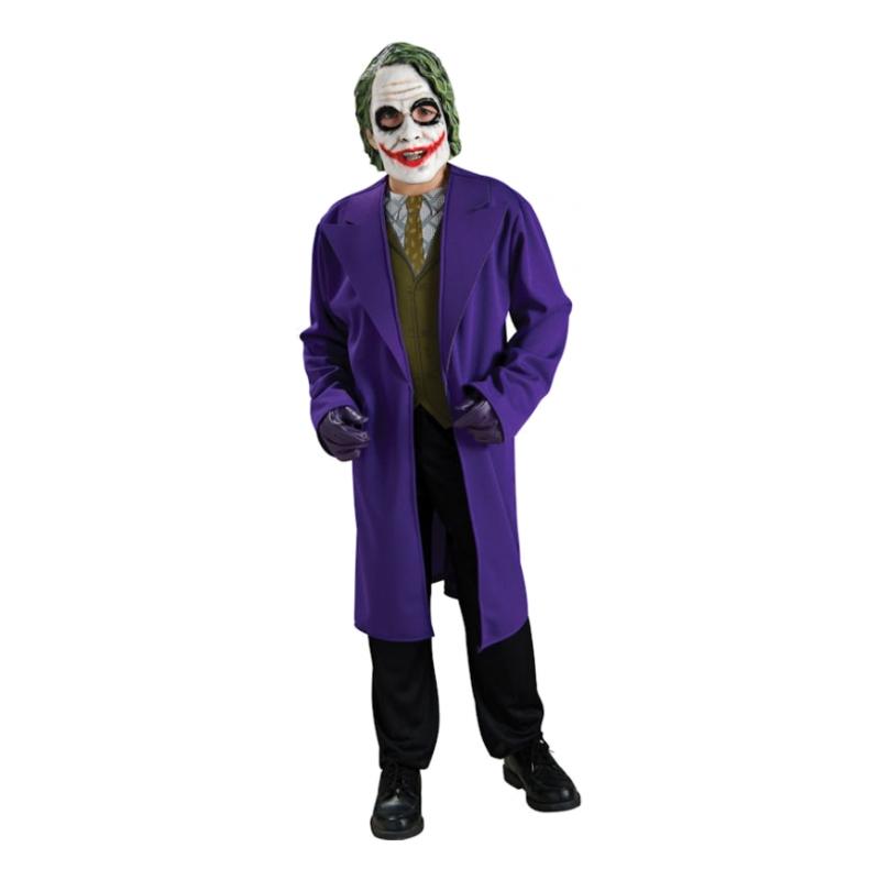 Utklädningsdräkter - Jokern Barn Maskeraddräkt - Small