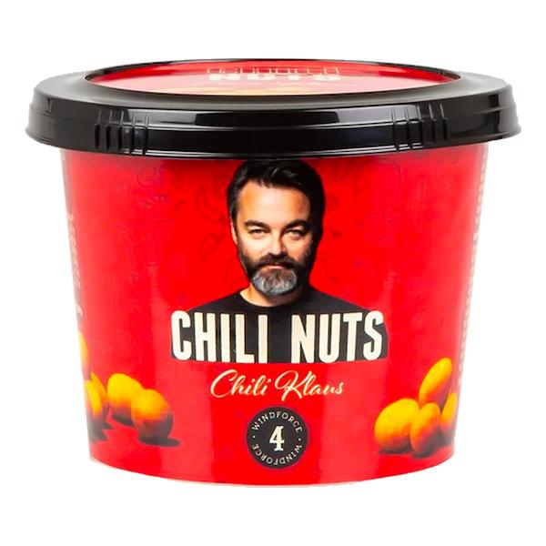 Chili Klaus Chili Nuts - 100 gram