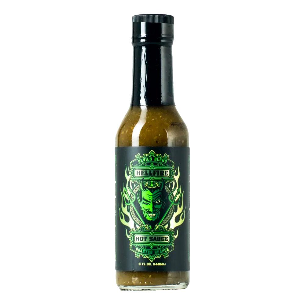 Devil's Blend Hellfire Roasted Reaper Hot Sauce - 148 ml