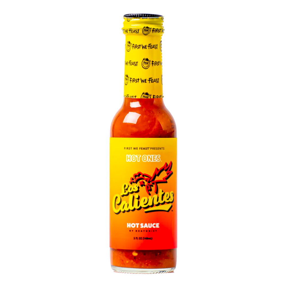 Hot Ones Los Calientes Rojo Hot Sauce - 148 ml