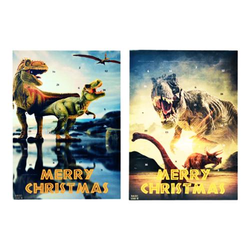 Chokladkalender Dinosaurier - 75 gram