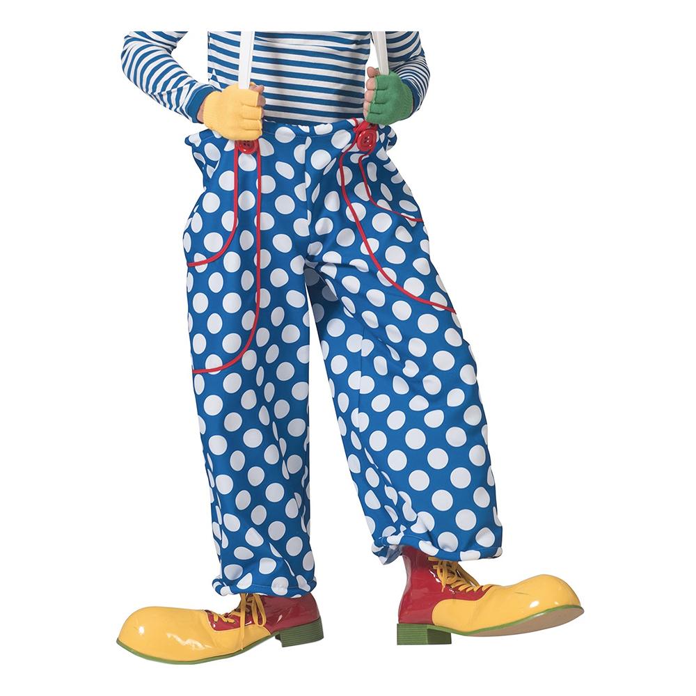 Clownbyxor för Barn - One size