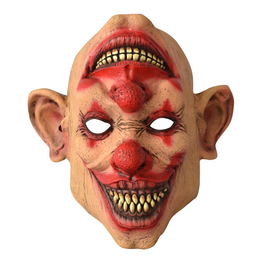 Clownmask Upp Och Ner
