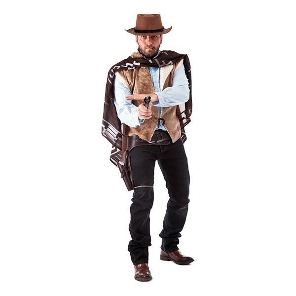Cowboy Kartongfigur