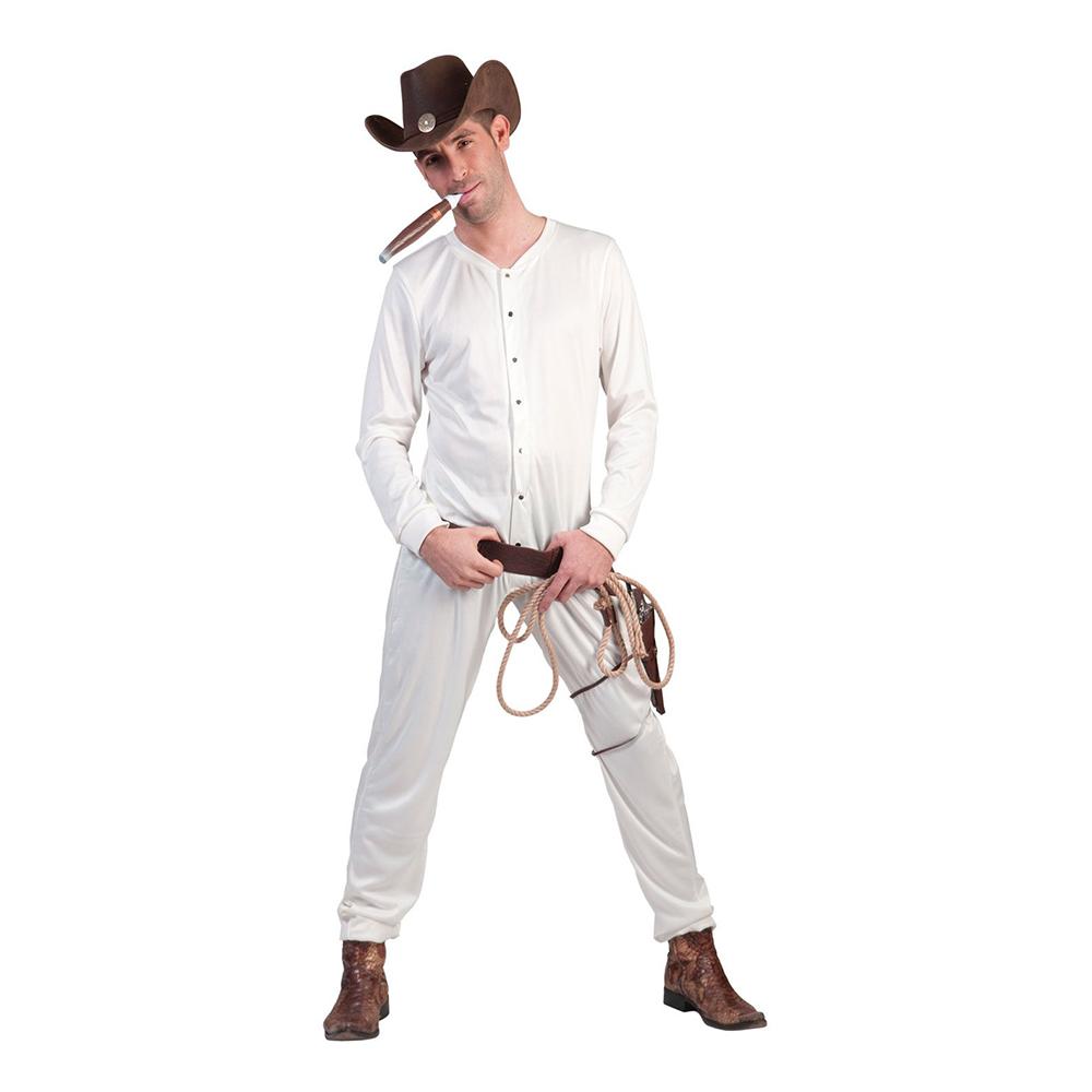 Cowboy Pyjamas Maskeraddräkt - Small