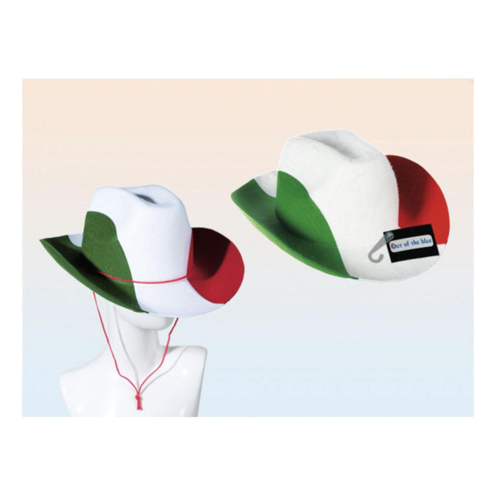 Cowboyhatt Italien - One size