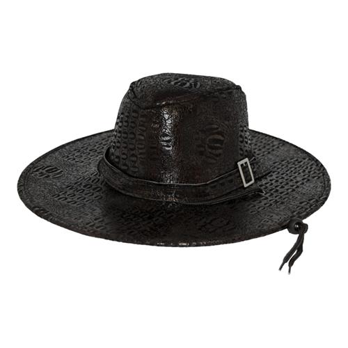 Cowboyhatt Svart/Brun - One size
