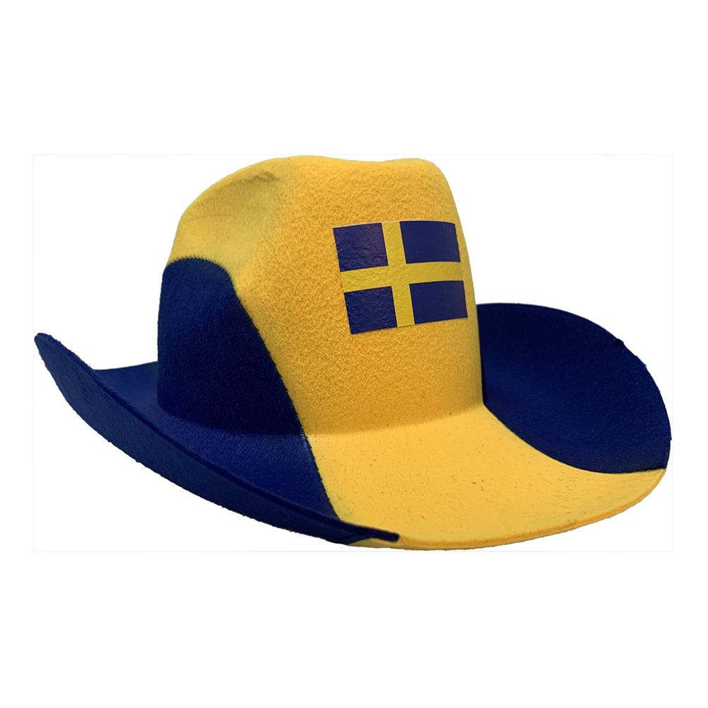 Cowboyhatt Sverige - One size