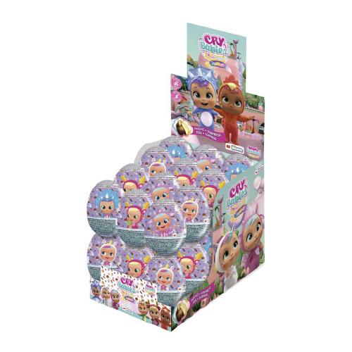 Cry Babies Chokladägg - 1-pack
