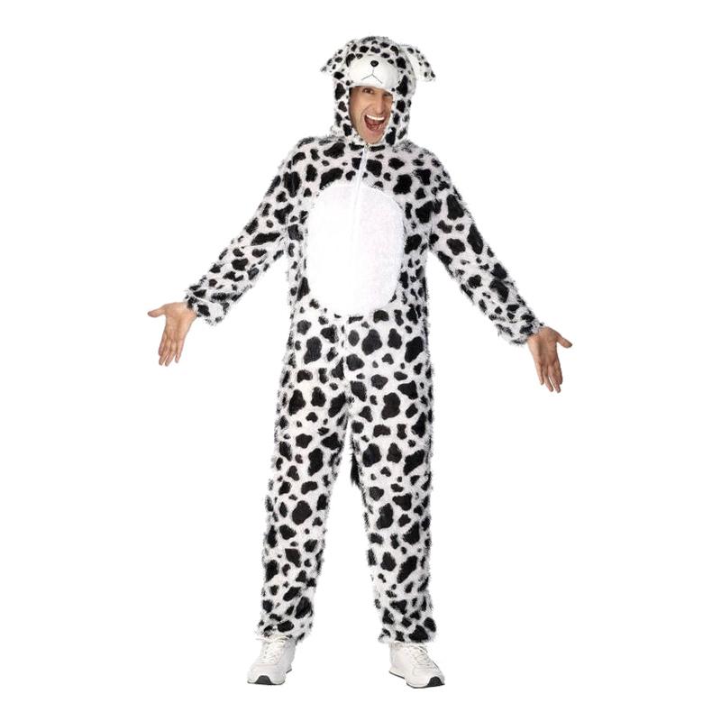 Dalmatin Maskeraddräkt - One size