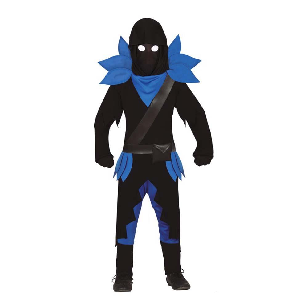 Dark Warrior Barn Maskeraddräkt - Medium