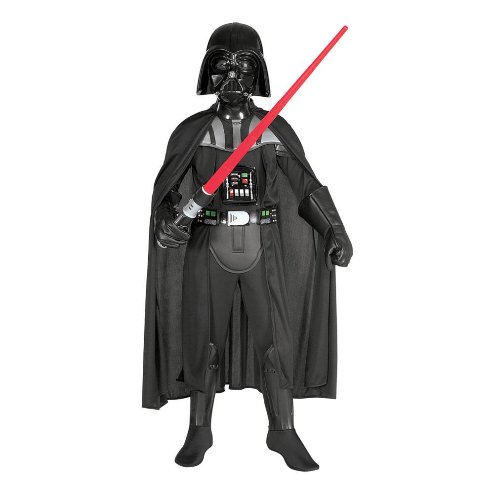 Darth Vader Deluxe Barn Maskeraddräkt - Small