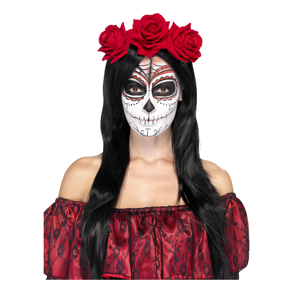 Day of the Dead Diadem - One size