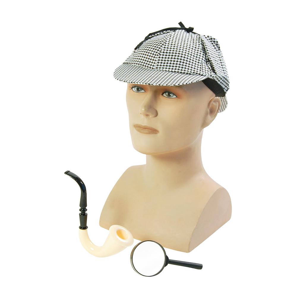 Detektiv Tillbehörskit - One size