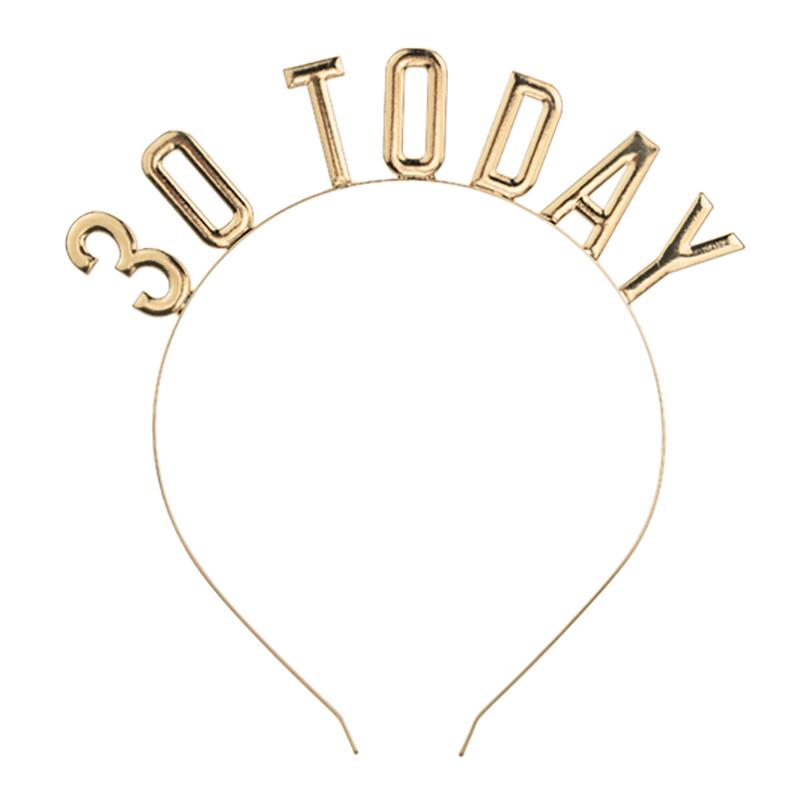 Diadem 30 Today - One size