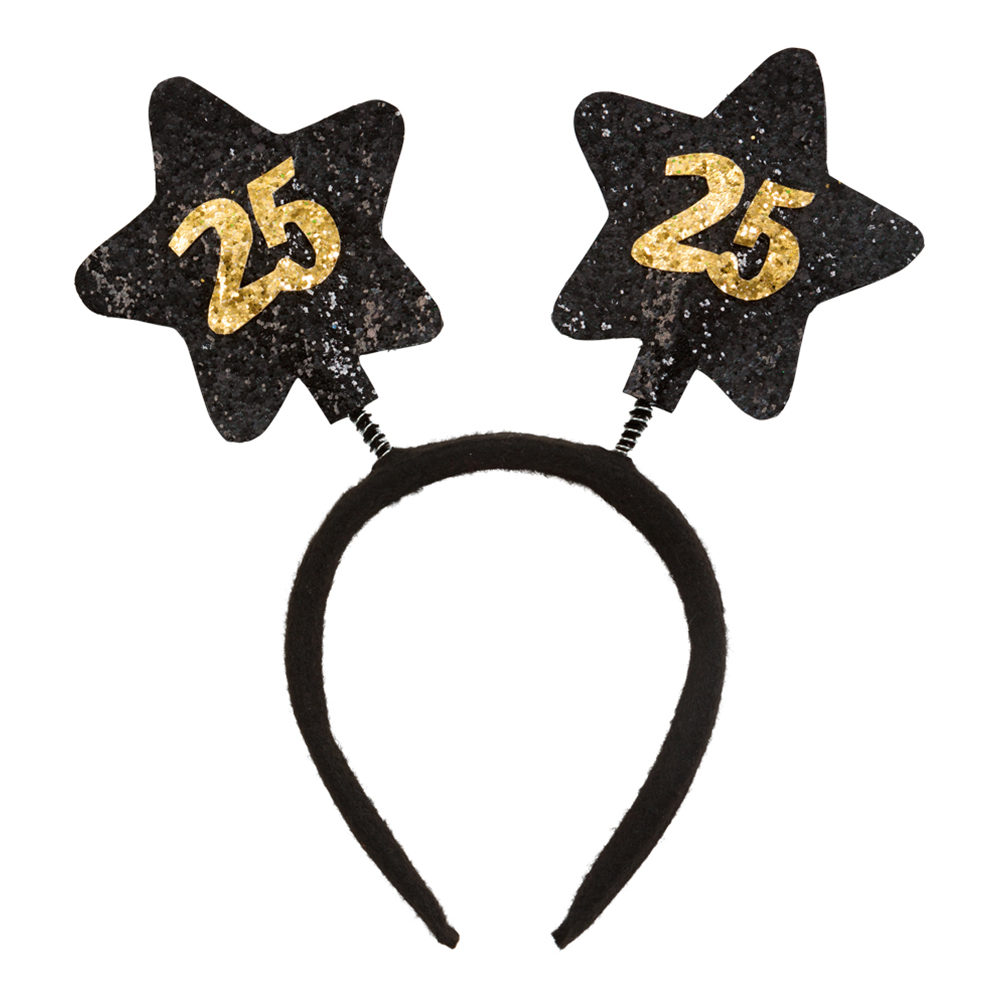 Diadem Birthday Star - 25