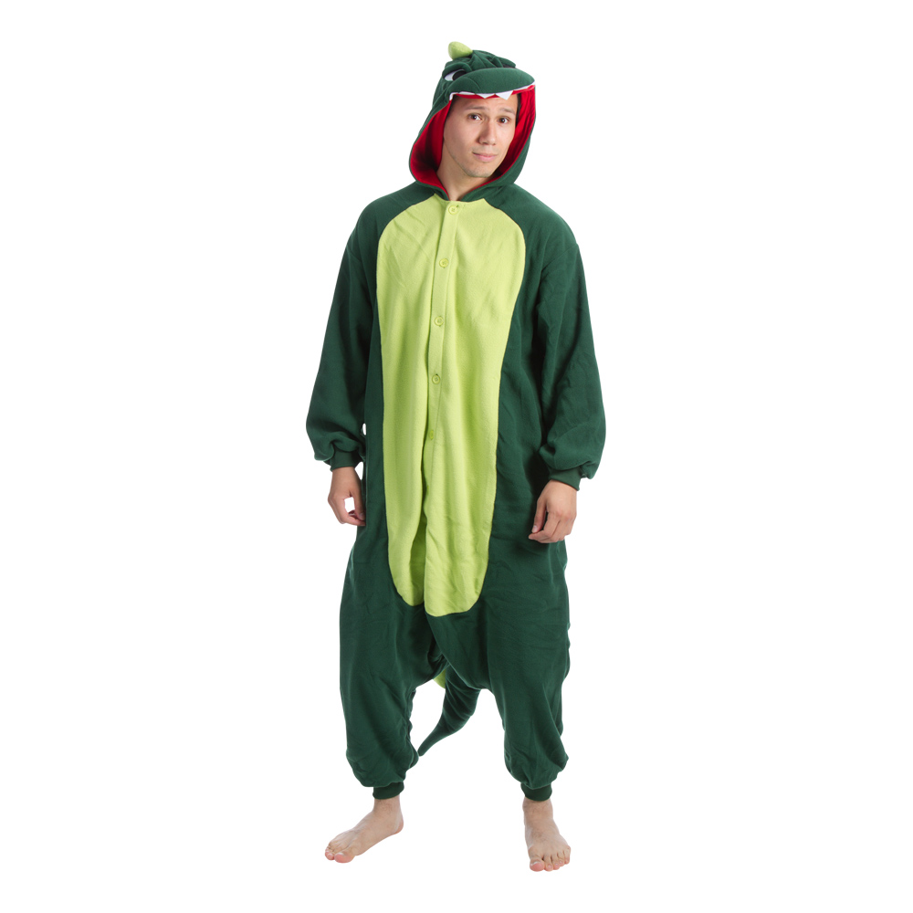 Dinosaurie Kigurumi - Medium
