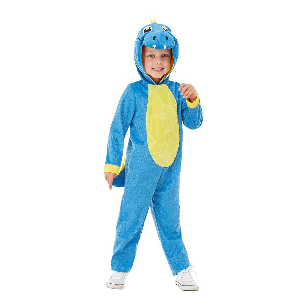 Dinosaurie Toddler Maskeraddräkt - 1-2 år