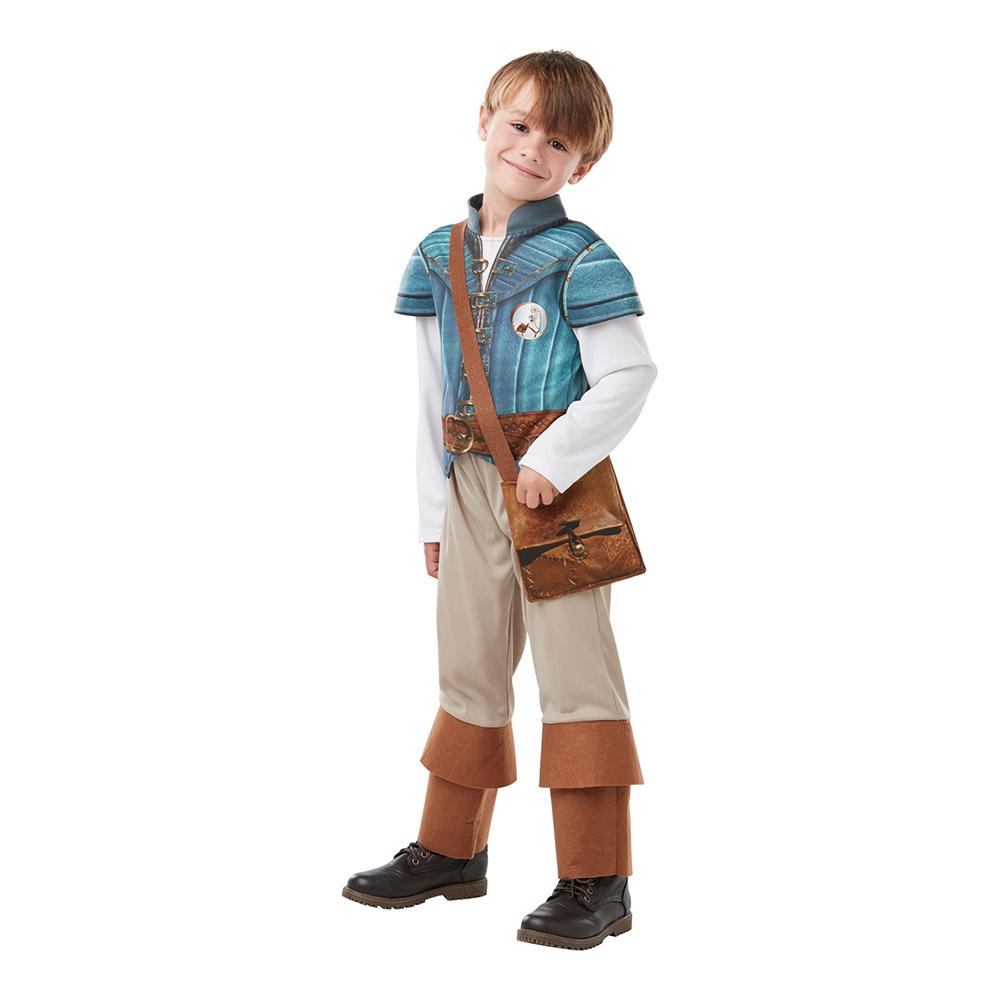 Disney Flynn Ryder Barn Maskeraddräkt - Small