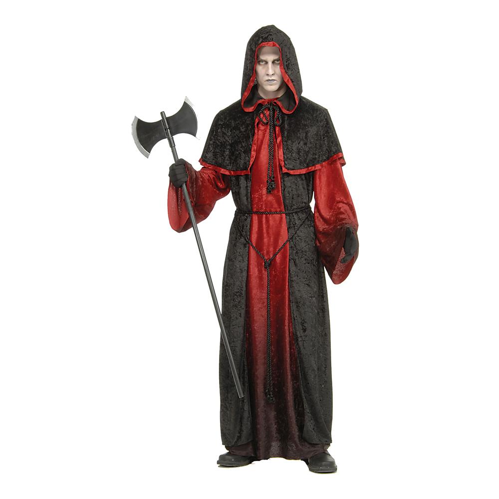 Djävulsmantel Maskeraddräkt - One size