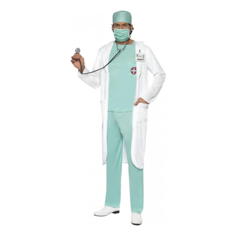 Doktor Maskeraddräkt - Medium