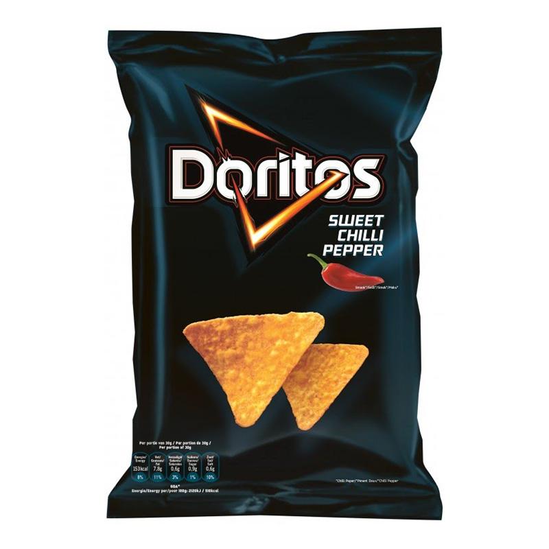 Doritos Sweet Chili Pepper - 1-pack | Hem//Godis & Läsk//Snacks//Chips | Partyoutlet