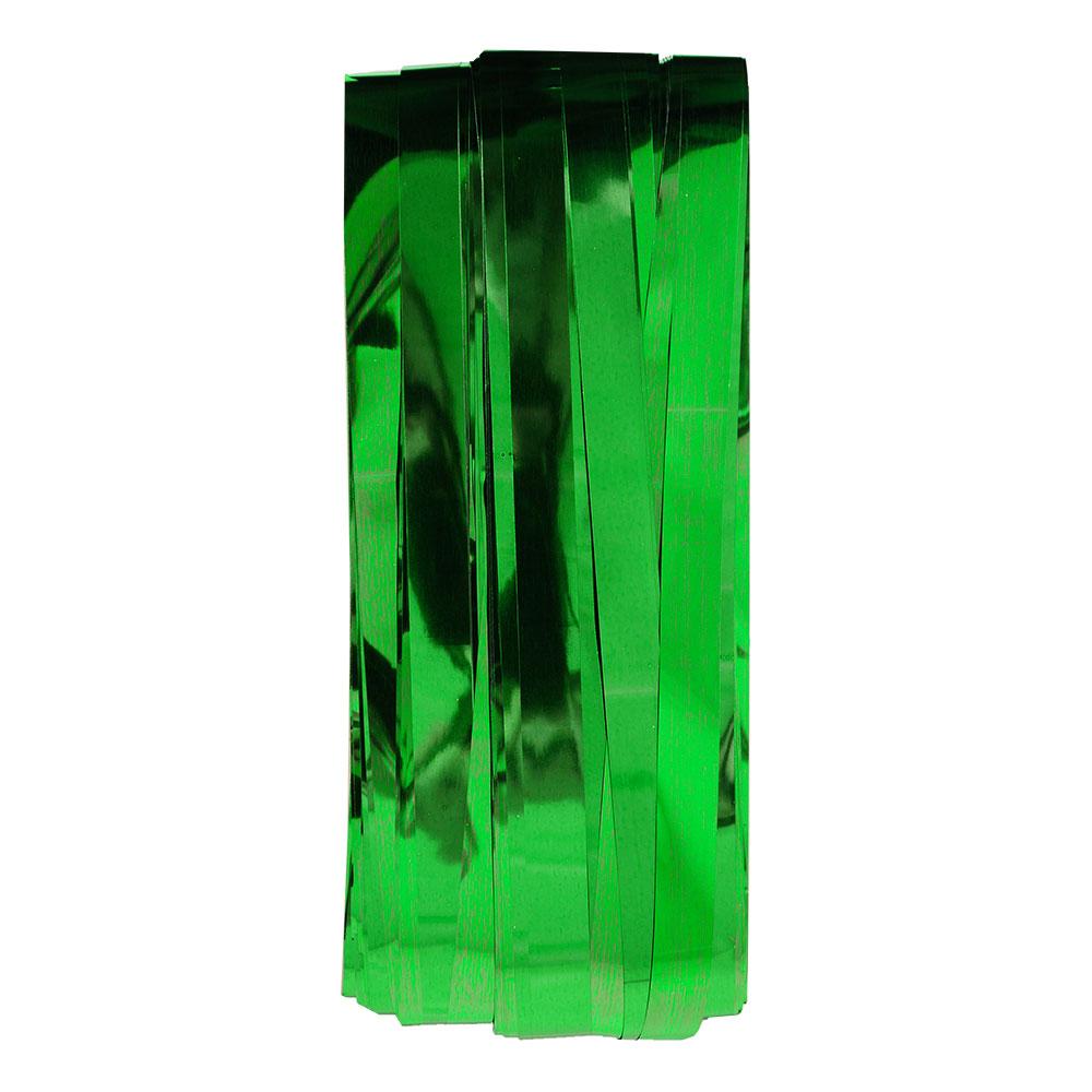 Henbrandt Dörrdraperi Metallic Grön