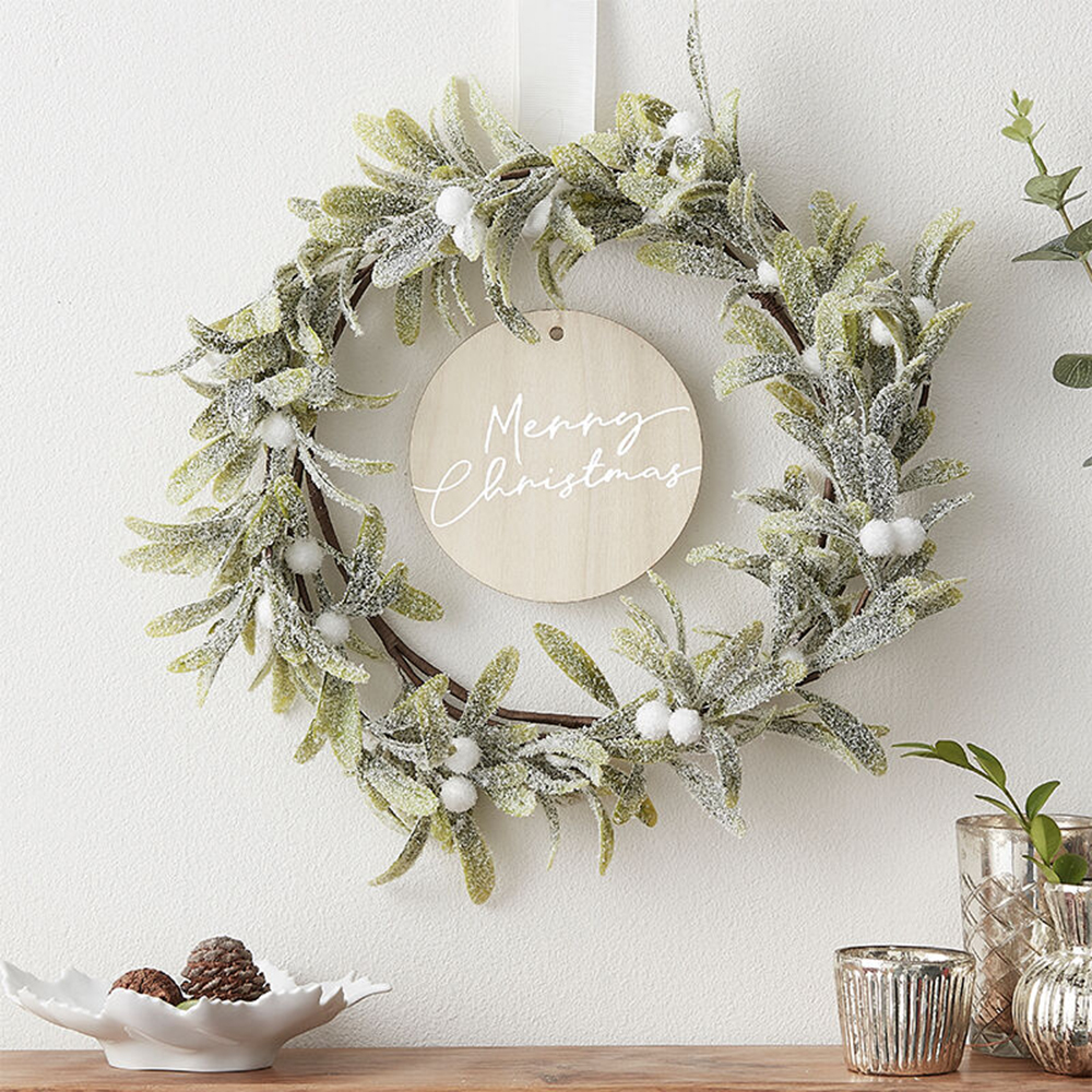 Dörrkrans Mistel Merry Christmas