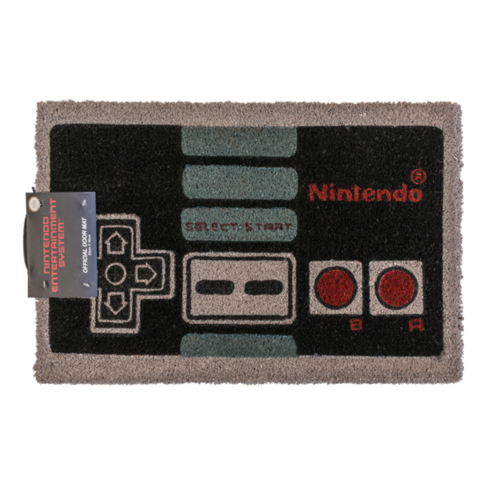 Dörrmatta Nintendo