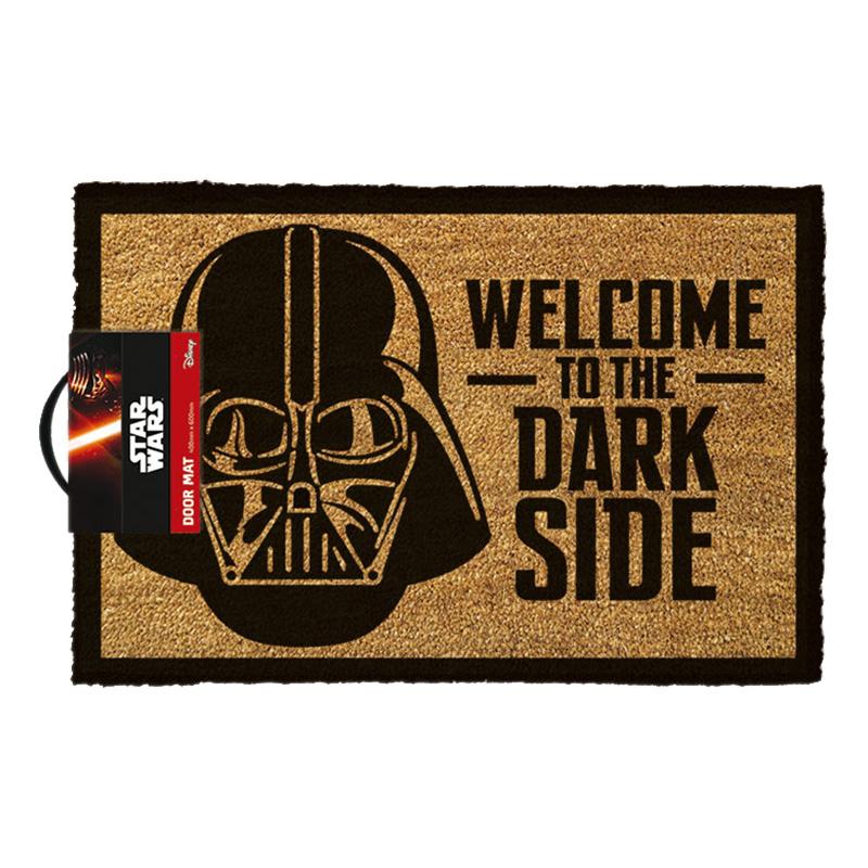 Dörrmatta Star Wars Welcome To the Dark Side