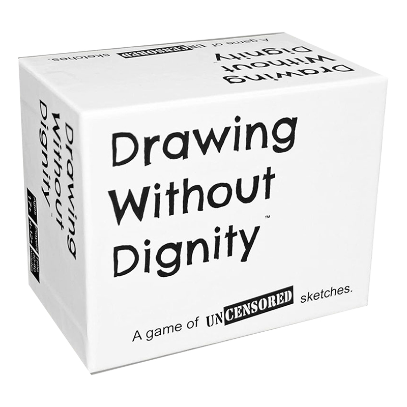 Drawing Without Dignity Spel