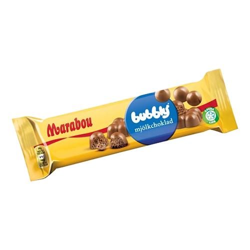 Dubbel Bubblig Mjölkchoklad - 60 gram