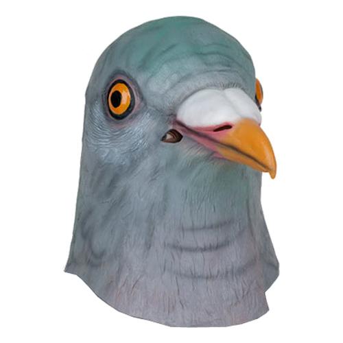 Djurmasker - Duva Mask - One size