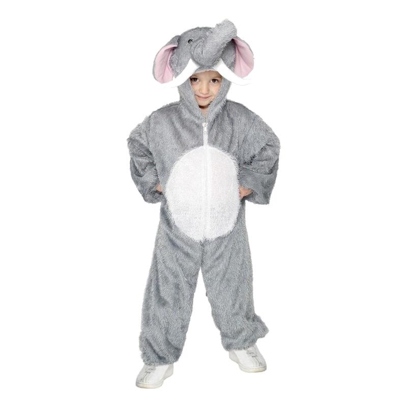 Elefant Barn Maskeraddräkt - Small