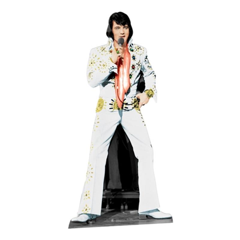 Elvis Presley Las Vegas Kartongfigur