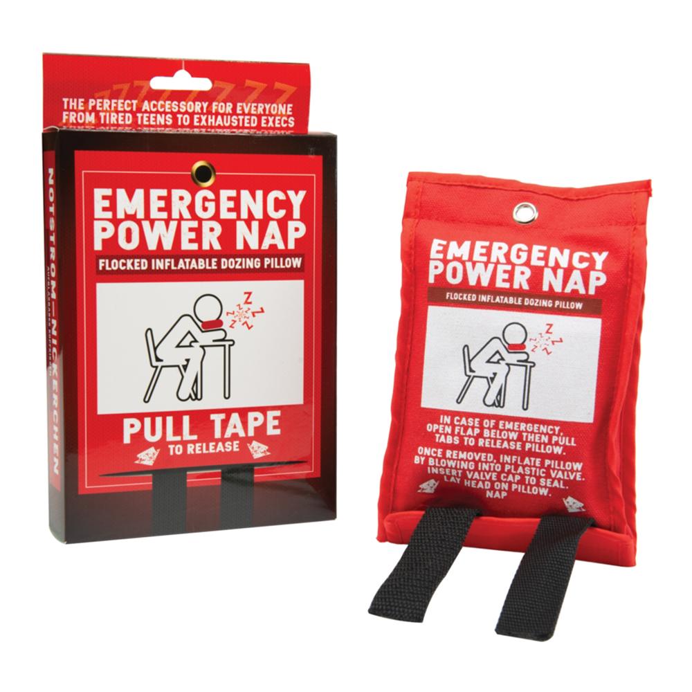 Emergency Power Nap Kudde