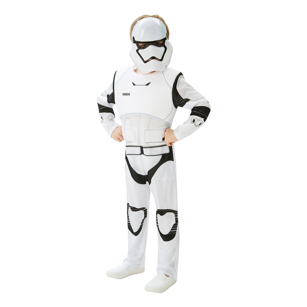Stormtrooper TFA Barn Maskeraddräkt - Small