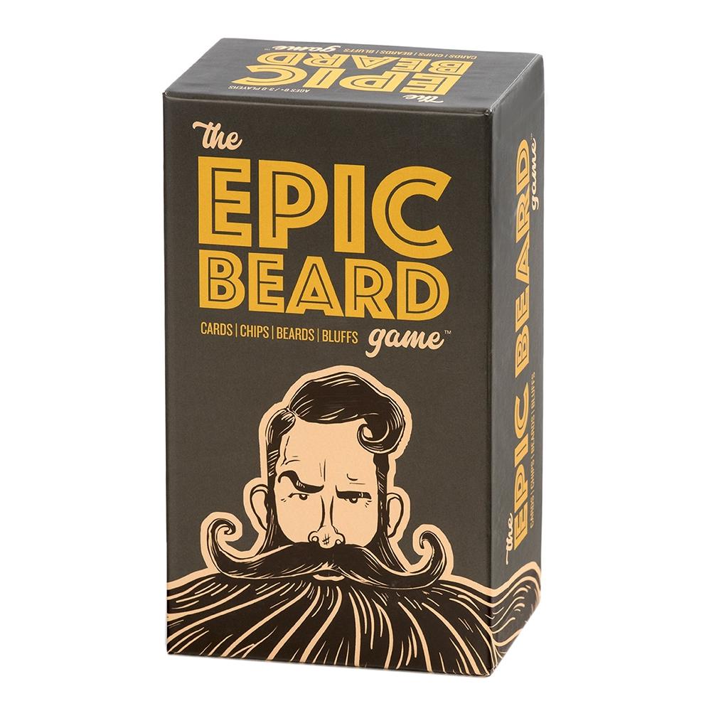 Epic Beard Game Sällskapsspel