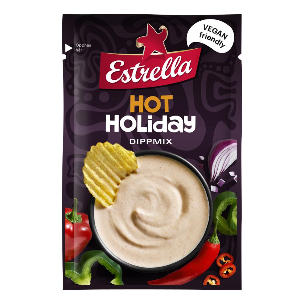 Estrella Dipmix Hot Holiday - 20 gram
