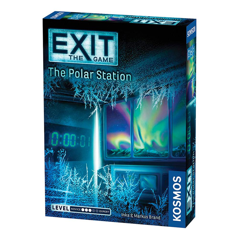 EXIT 7: The Polar Station Spel