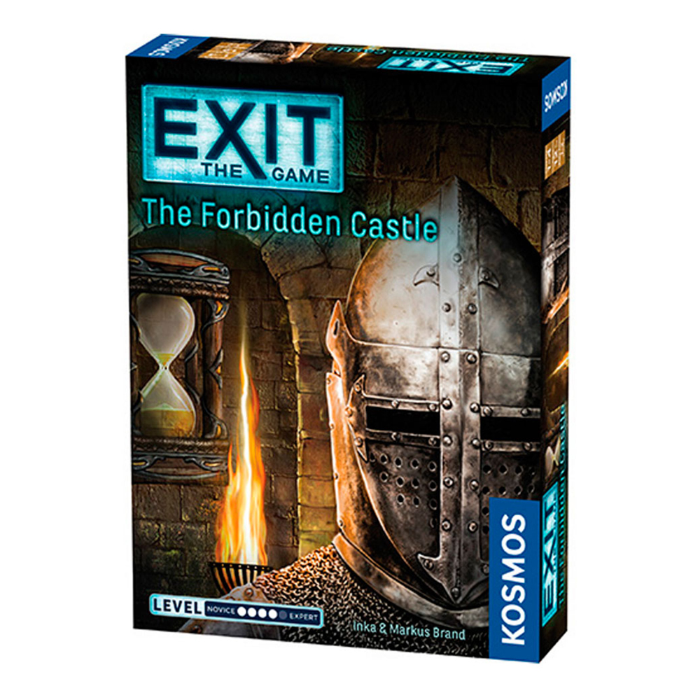 EXIT 8: The Forbidden Castle Spel